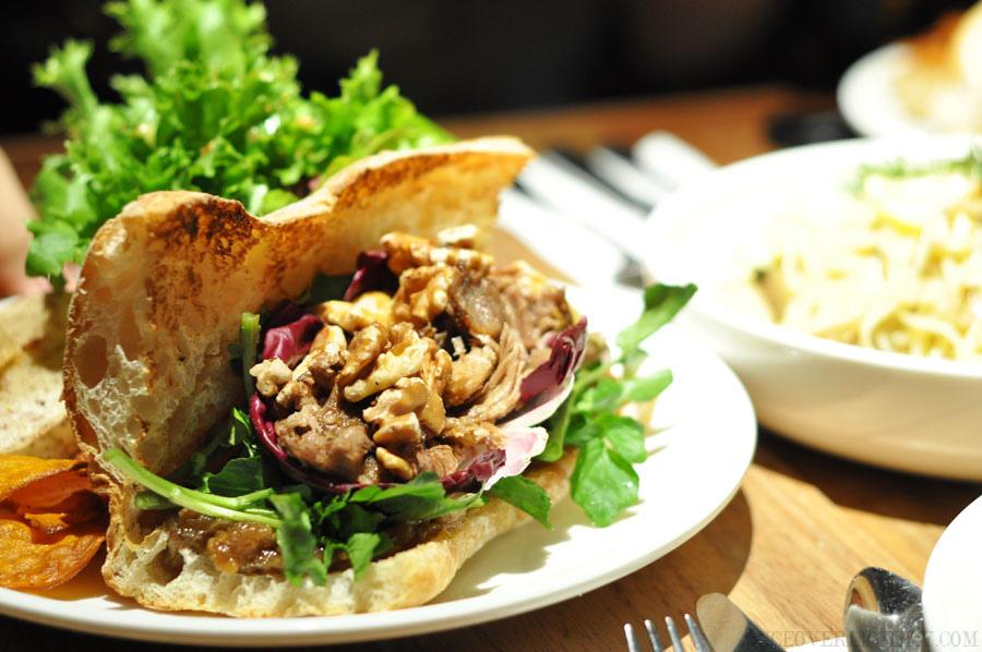 Plan B Sandwich