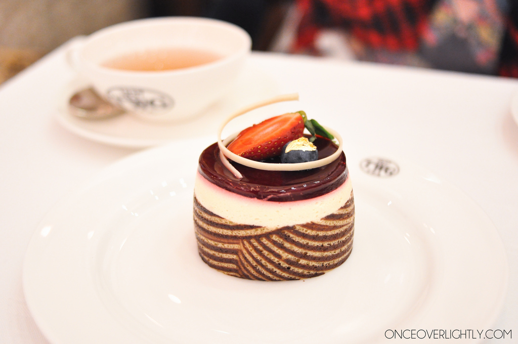 Afternoon Tea at TWG