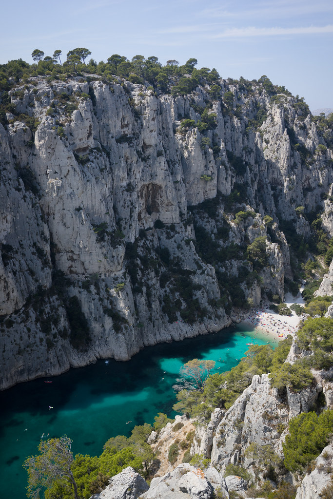 onceoverlightly calanques